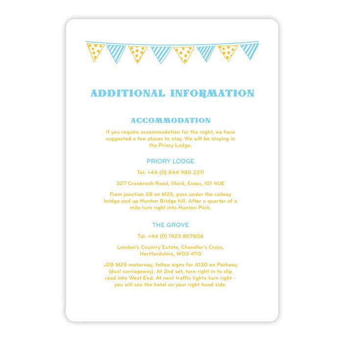 Fairytale Invitations is good invitation layout