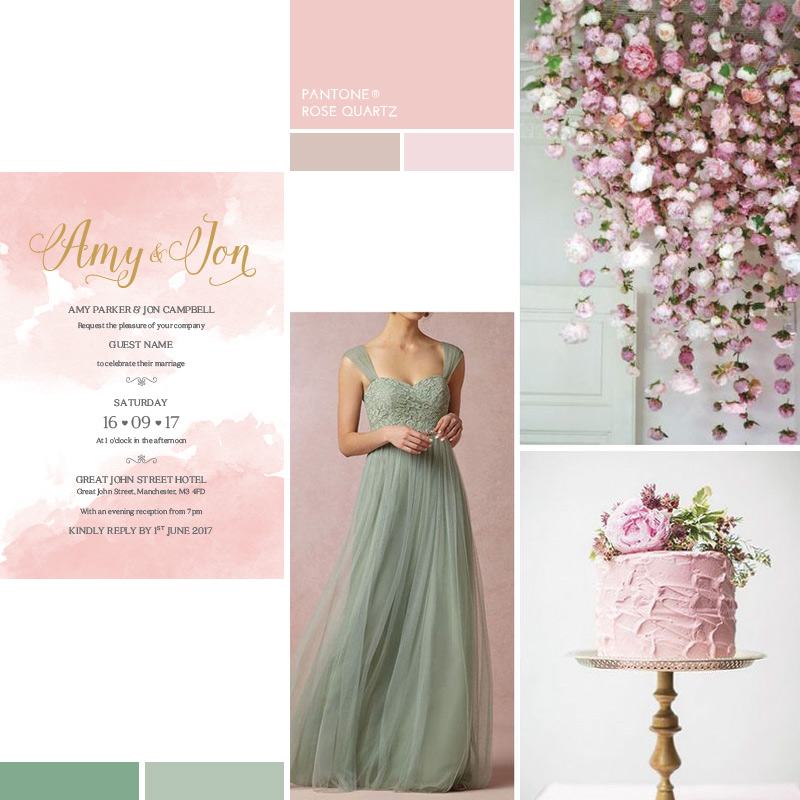 Hello Spring Invitation Inspiration