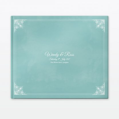 Vintage Chic Photo Book - Wedding Stationery