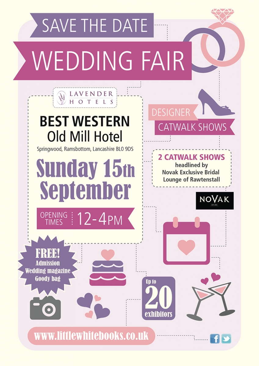 Love Invited at the Old Mill Wedding Fair
