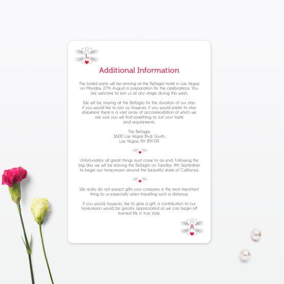 Las Vegas Wedding Information