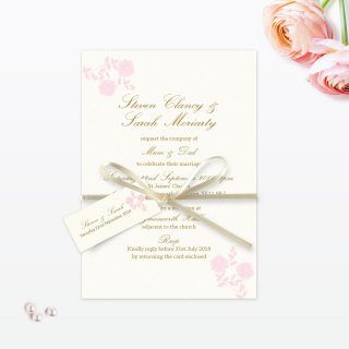 Vintage Rose Collection, Wedding Stationery by Love Invited
