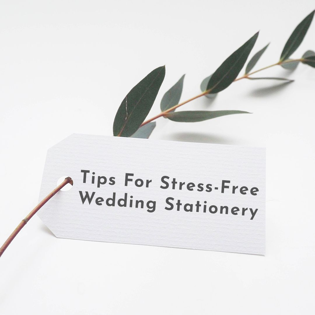 Wedding Stationery tips Love Invited