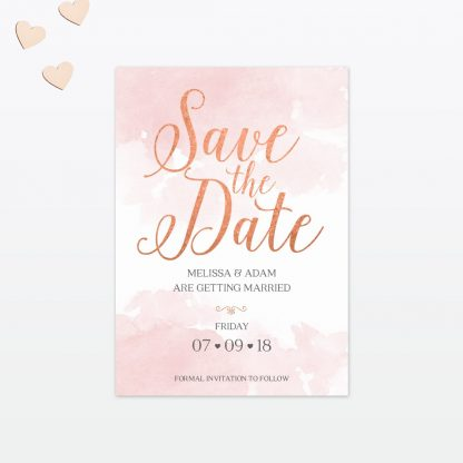 Wedding Save The Date Sweetheart Love Invited