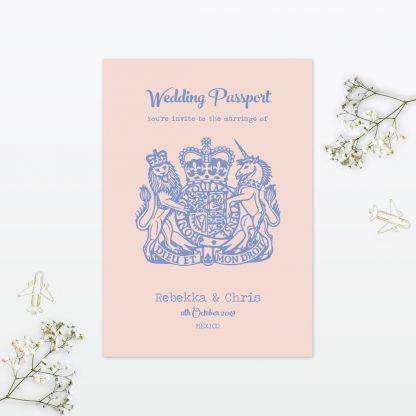 Destination Sample - Wedding Stationery