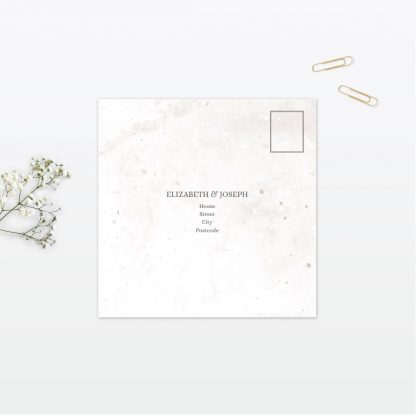 Spring Blossom RSVP - Wedding Stationery