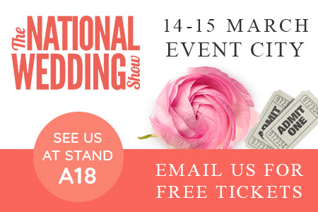 National Wedding Show - March 2020
